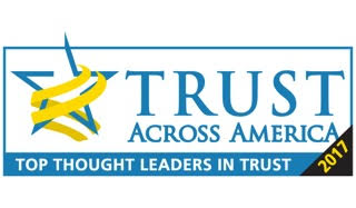 2017 Top Thought Leader in Trust